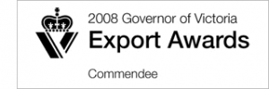 2008 Governor of Victoria Export Awards